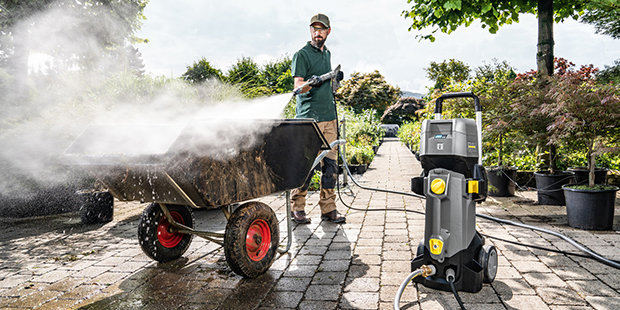 cold water pressure cleaner